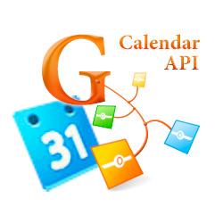 Google Calendar API for Delphi