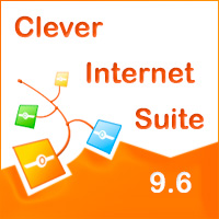 Clever Internet Suite v9.6.928 for .NET